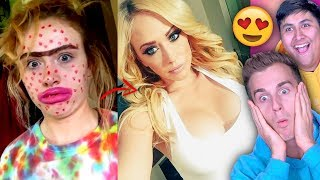 The Ultimate DON'T JUDGE ME CHALLENGE... (Crazy Transformations)