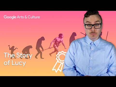 Lucy and the Missing Link: Hyper History with Vsauce2 #PreviouslyOnEarth
