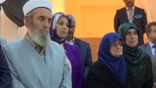 Şehit Kaymakam Safitürk'ün Anne ve Babasını Duygulandıran Açılış