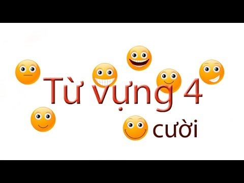Tu Vung 4 / Vocabulary: Cuoi