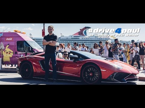 Cody Walker in Australia | DRIVE4PAUL TOUR