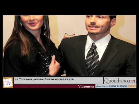 La Toffanin incinta, Piersilvio sarà papà
