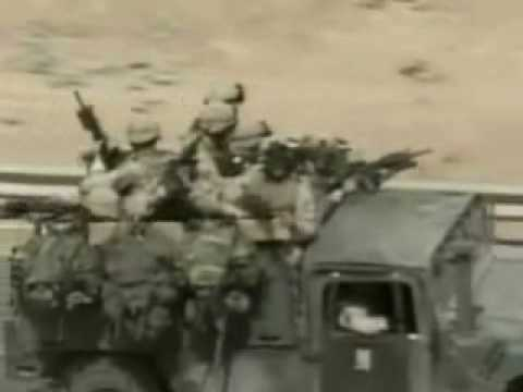 (INTENSE) Marines Take Fallujah - Intense Fighting Footage
