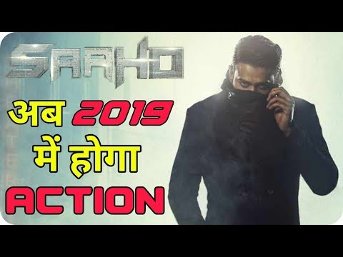 Prabhas Action Thriller Movie Saaho Release in 2019