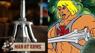 He-Man's Sword (Masters of the Universe) - MAN AT ARMS