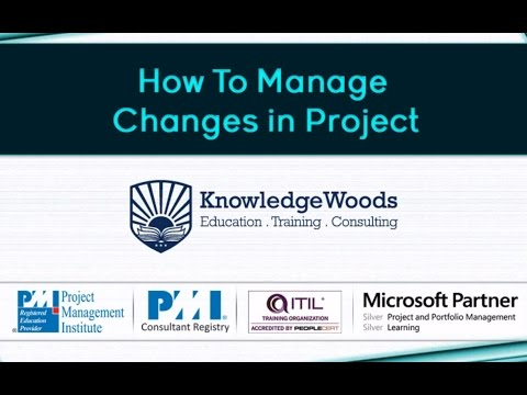 Learn Perform Integrated Change Control Process Manage Changes To Project Scope - YouTube