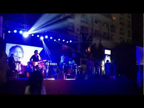 Teri Deewani Live Kailash Kher at Khar Gymkhana Mumbai January...