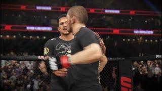 Khabib Nurmagomedov vs Tony Ferguson UFC 3