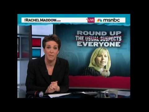 Liz Cheney is Al-Quaeda :  Rachel Maddow Show.   Hilarious!