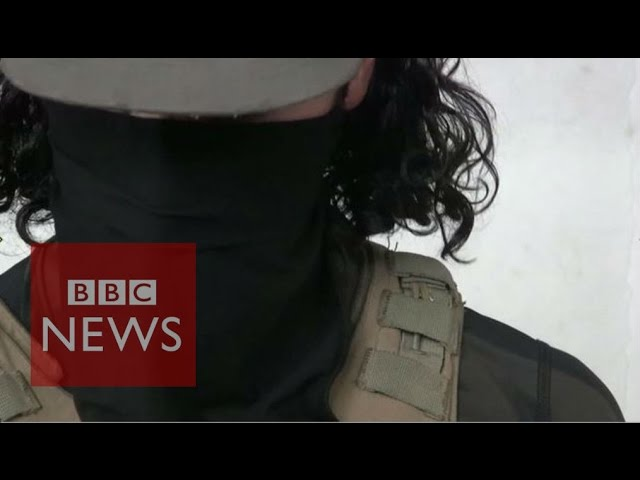 British Islamist on fight against IS and President Assad - BBC News