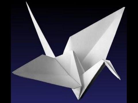 تعلم طريقة عمل طائر يرفرف بجناحيه عن طريق طى