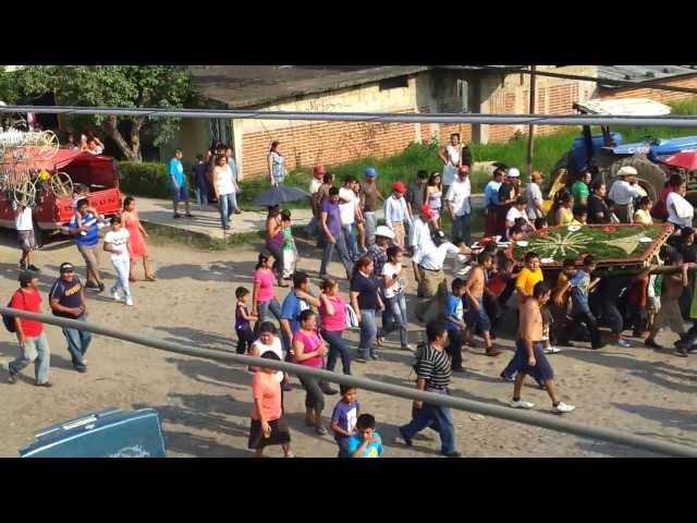 La fiesta de mahuixtlan 2012