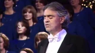 Andrea Bocelli And The Mormon Tabernacle Choir The Lord 39 S Prayer