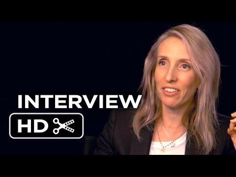 Fifty Shades Of Grey Interview - Sam Taylor-Johnson (2015) - Jamie Dornan, Dakota Johnson Movie HD