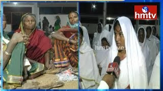 నాగోబా జాతరలో బెటింగ్ స్పెషల్?   Tribals Face To Face With hmtv