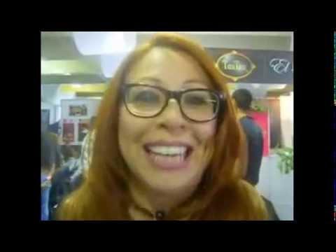 #neorama® Veronica Maza Bustamante En La Expo Sexo Y Erotismo-31 De Octubre De 2014 video