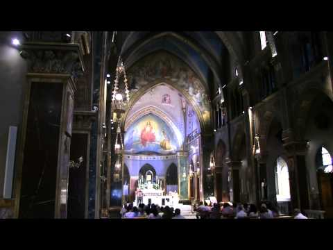 """""""The Form of This World is Passing Away"""": Homily by Fr John Seddon OSB. A Day With Mary"""