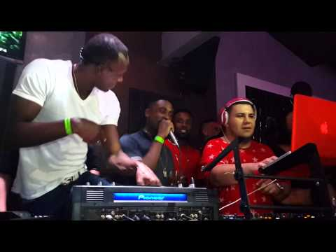 Popcaan - Aidonia - Tommy Lee - Chris Martin - Usain Bolt Live Afterparty Costa Rica video
