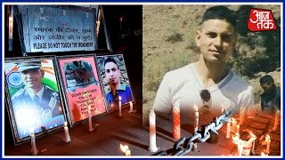 Video Dedicated To Late Lt. Ummer Fayaz To Be Shown At India Gate Today
