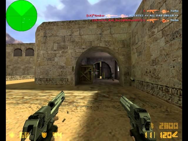 Ukázka skinů+Trošku háčkování :D (Counter-Strike 1.6)