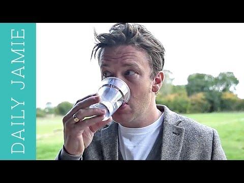 DRINK WITH ME!   #JamiesSuperFood   Daily Jamie