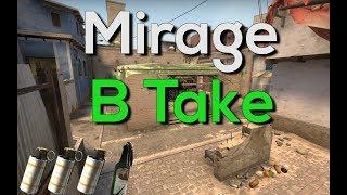 Mirage B Take