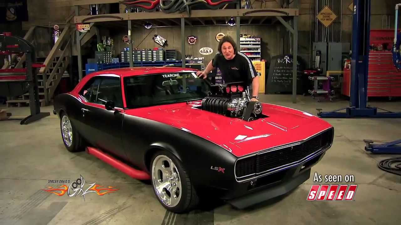 The Cherry Bomb 68 Camaro Youtube