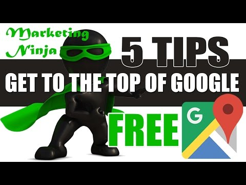 Get Your Local Business to the TOP of Google for FREE