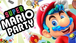 New SUPER MARIO PARTY Game w/ Jem!