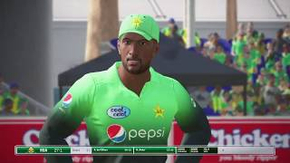 Ashes Cricket - South Africa vs Pakistan
