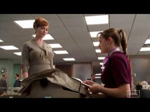 """MAD MEN - """"You're the dessert!"""" 1.02"""