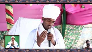 EOTC - TV: Debre Tabor Holiday Celebration At Debre Tabor City
