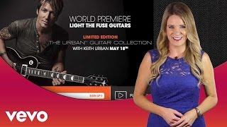 Keith Urban Launches a New Guitar Collection (Spotlight Country)
