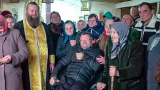 Верующие захваченного храма Полесского: Никогда не думали, что люди, с которыми росли, такое сделают