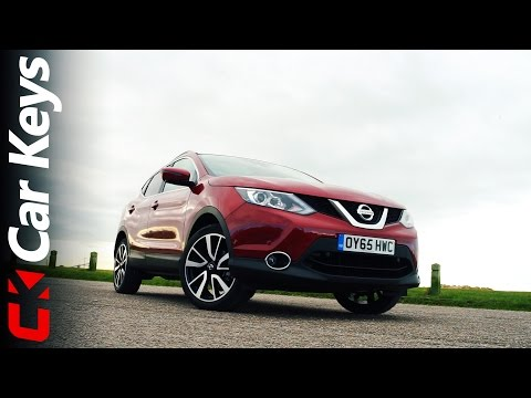 Nissan Qashqai 2016 review – Car Keys