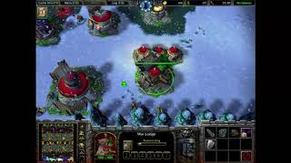 Warcraft 3: Ujimasa Presents the Struggle for Azeroth - Eastern Horde in Wintergarde