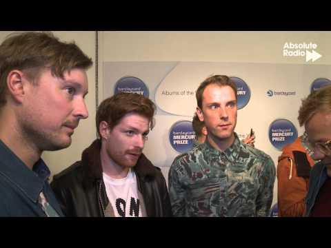 Django Django interview: Mercury Prize nominations 2012