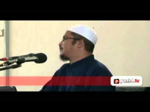 Pengajian Umum Islam Ustadz Abdullah Taslim, M.A. - Milikilah Sifat Malu (bagian 2)