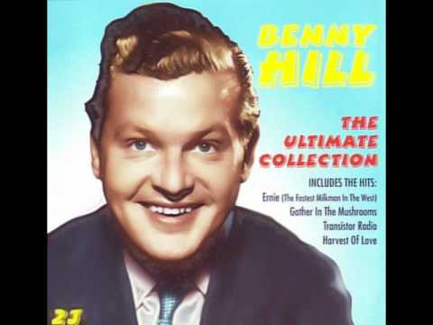 Benny Hill - What A World