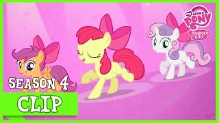 Apple Bloom's Plan (Somepony to Watch Over Me) | MLP: FiM [HD]