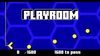 Geometry Dash- PlayRoom (By AbstractDark) *INSANELY AWESOME LEVEL*