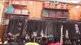 مصر العربية |   تعرف على أحدث صيحات الموضة فى العبايات السورية بمصر
