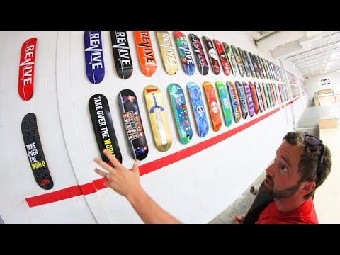 Every Single REVIVE Skateboard Ever Made / Vol 1