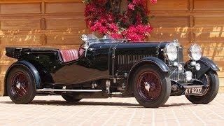 #521. Старые автомобили - Lagonda 3 Litre