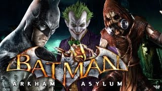 Especial: Batman [Parte 3] Review a Batman: Arkham Asylum
