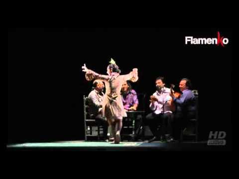 Bienal de Flamenco 2010: Color y sencillez en el baile de Pastora