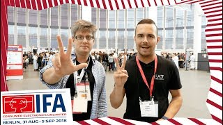 IFA 2018 Tag 3: Sony XZ3, Honor Play, ZTE Axon 9 Pro und LG