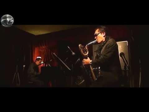新垣隆&吉田隆一DUO (即興演奏+ピアノソロ)吉田隆一blacksheep