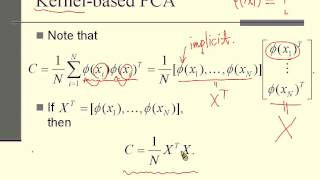 2. Principal Component Analysis and Kernel Principal Component Analysis