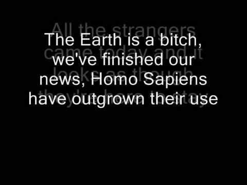 David Bowie - Oh! You Pretty Things (Lyrics)